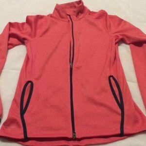 Nike hi-low dri-fit jacket